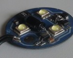 LED OEM Modules Emitter And Driver 4. 5 / 6W For 12 V AC (with 3 LEDs)