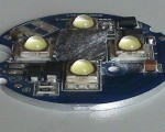 LED OEM Modules Emitter And Driver 4. 5 / 6W For 12 V DC (with 4 LEDs)